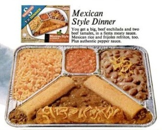 Swanson Mexican Dinner