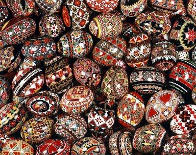 Ukranian-easter-eggs