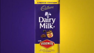 Cadbury Are Releasing Vegemite Flavoured Chocolate